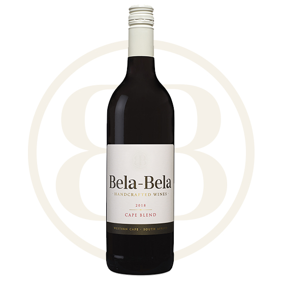 Bottle Bela-Bela Cape Blend